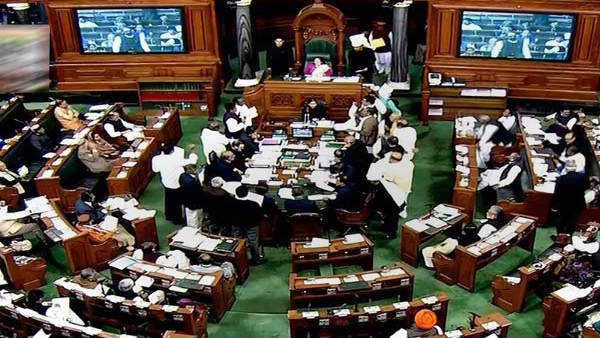 Lok Sabha Passes Bill To Cut 30% Of Mps Salaries