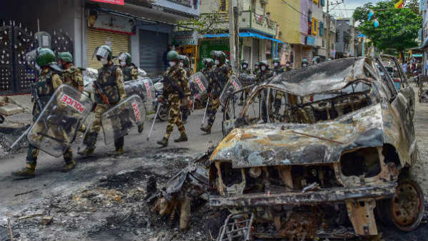 Bengaluru Riots: NIA Searches 30 Loactions, Arrests Key Conspirator