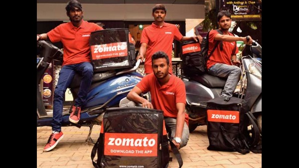 Food Delivery Sector Showing Stronger Signs Of Recovery: Zomato