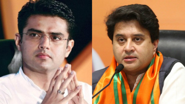 Madhya Pradesh By Elections Sachin Pilot All Set To Take Jyotiraditya Scindia