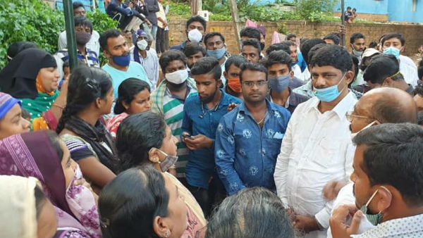 there is work to be done to intimidate people in rr nagar mp dk Suresh