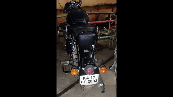 Davanagere: Two Royal Enfield Bikes With Same Registration Number Found