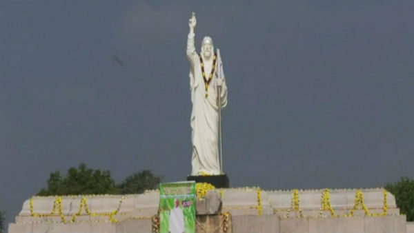 DK Brothers Political Interest Behind The Statue Of Jesus: Hindu Jagarana Vedike Allegation