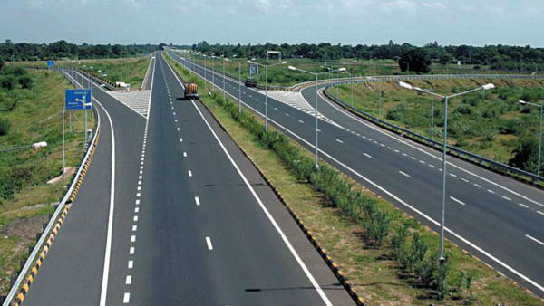 Railway Line Will Come Up With Expressways Highways