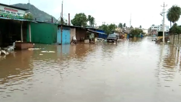 Extreme Damage By Rain Poured In Belagavi: District Collector Information