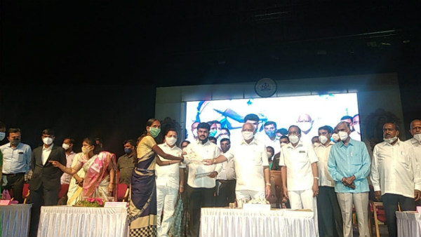 Shivamogga: The CM Yediyurappa Has Issued Various Privilege Claims To Beneficiaries