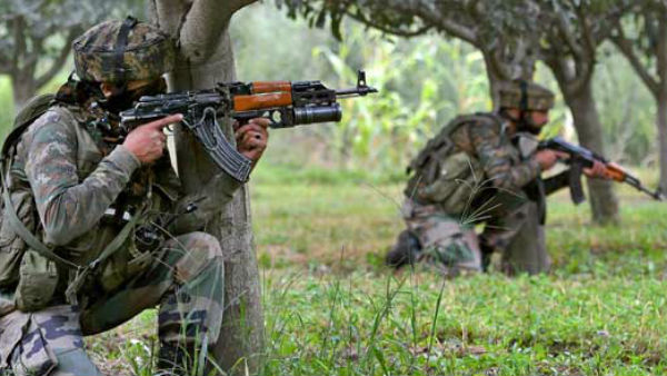 One Terrorist Eliminated In Jammu Kashmirs Anantnag Encounter