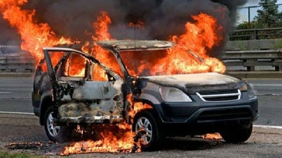 Haryana Businessman Looted And Locked In Car, Burned To Death: Cops