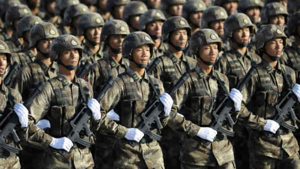 Chinese Soldier Captured In Ladakh's Demchok Won't be Returned For Next Few Days