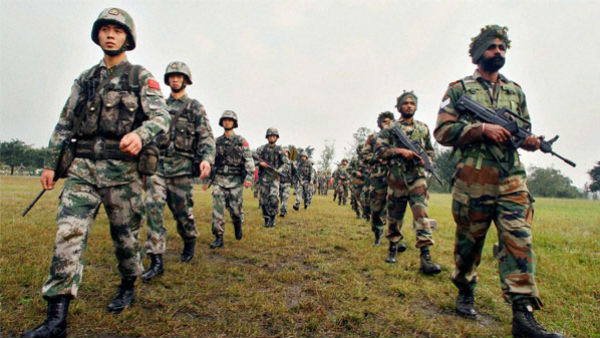 China Has Deployed 60,000 Soldiers On Indias Northern Border
