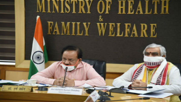 Harsh Vardhan Makes Big Announcement Over Availability Of COVID-19 Vaccine In India