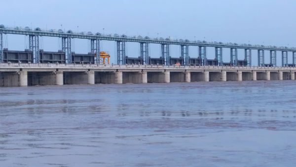 Water Release From Sonna Barrage Reduced