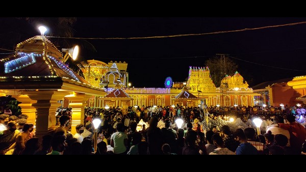 ಮೈಸೂರಿನೊಂದಿಗೆ ವೈಭವದ ಮಂಗಳೂರು ದಸರಾಕ್ಕೂ ತೆರೆ