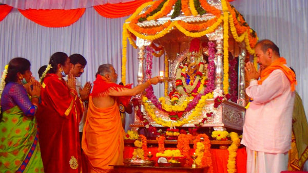 Shivamogga: Dasara Celebration Limited To Puja And Tradition