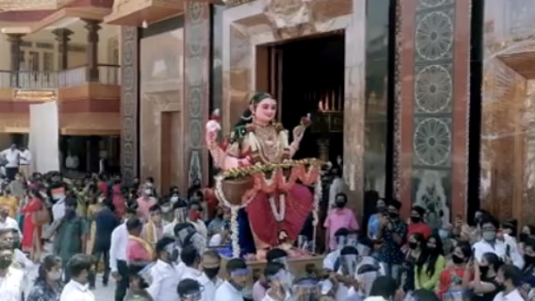 Mangaluru Dasara 2020: Navaratri festivities commence in all temples of Dakshina Kannada and Udupi