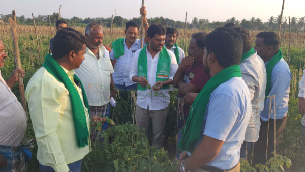 Kisan Congress President Demand Compensation For Farmers By Fake Pesticide Companies