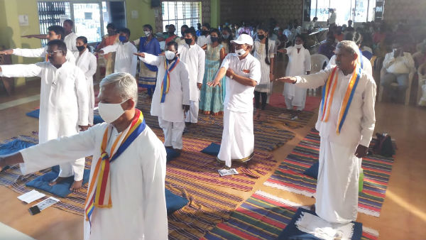 Buddhism Is Accepted By Over 50 Dalits In Udupi This Year