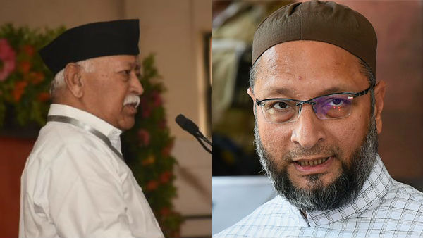 Asaduddin Owaisi responds to Mohan Bhagwat take on Muslims misguided on CAA