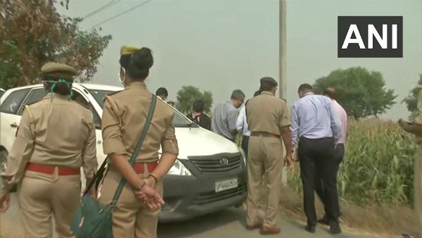 CBI Team Reaches Hathras To Collect Case Records From UP Police And SIT Team
