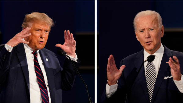 72 Per Cent Indians Supported Joe Biden In America Elections