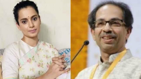 War Of Words Between Uddhav Thackeray And Bollywood Actress Kangana Ranaut Continues