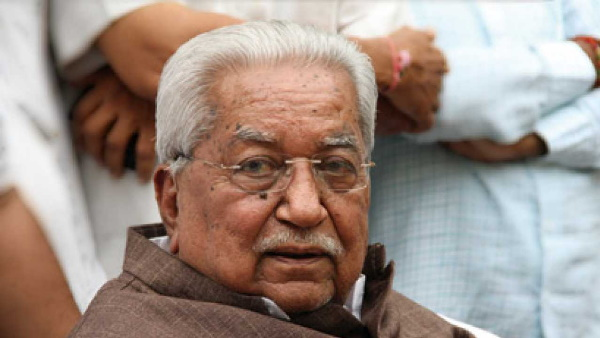 Former Gujarat Chief Minister Keshubhai Patel Passes Away At 92 Due To Cardiac Arrest