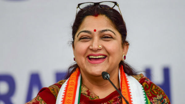 Congress Leader Khushbu Sundar May Join BJP, Leaves For Delhi