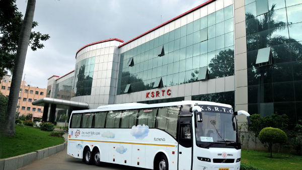KSRTC To Resume Bus Services Between Bengaluru Puducherry