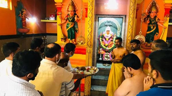 ದಸರಾ ಹಿನ್ನೆಲೆ ಮಂಜಿನ ನಗರಿಯ ನಾಲ್ಕು ಶಕ್ತಿ ದೇವತೆಗಳಿಗೆ ಪೂಜೆ