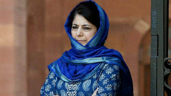 BJP Demands To Arrest Mehbooba Mufti Over Seditious Remark On National Flag