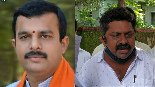 Udupi: Karkala Congress Leader Shubad Rao Allegation Against MLA Sunil Kumar