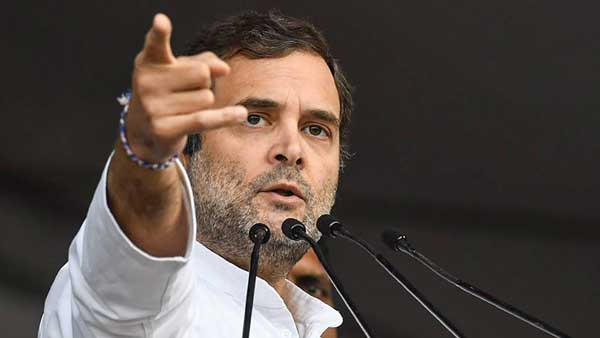 Rahul Gandhi Says Non-Bulletproof Truck For Jawans And Rs 8400 Crore Plane For PM