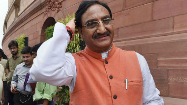 Supreme Court Hold Contempt Action Against Ramesh Pokhriyal Nishank Over Rent Dues