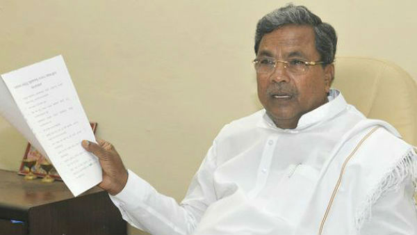 Opposition Leader Siddaramaiah Visits Flood-Affected Districts On October 24, 25