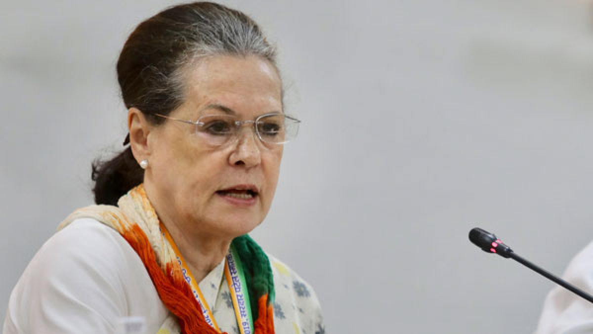 Bihar Assembly Election 2020: Sonia Gandhi Says Nitish Kumar Govt High On Power And Ego
