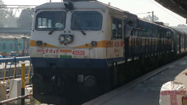 Festival Special Train Between Tirupati And Kolhapur