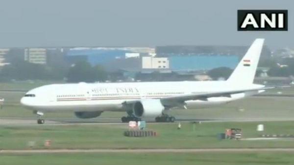 ಪ್ರಧಾನಿ ಮೋದಿಗೆ ಹೊಸ ರಥ: ಭಾರತಕ್ಕೆ VVIP ವಿಮಾನ ಬೋಯಿಂಗ್ ಬಿ 777