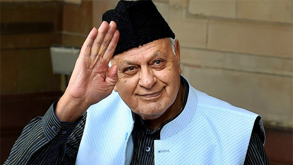 ED Questions Farooq Abdullah In Multi-Crore Jammu And Kashmir Cricket Association Scam