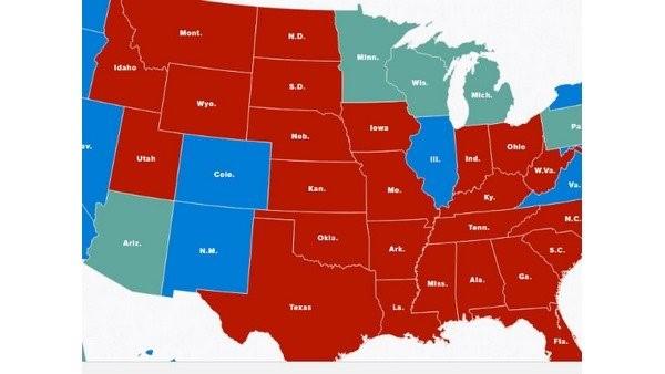 ಅಮೆರಿಕ ಚುನಾವಣೆ Poll: ಯಾರಿಗೆ ಸೋಲು, ಯಾರಿಗೆ ಗೆಲುವು..?