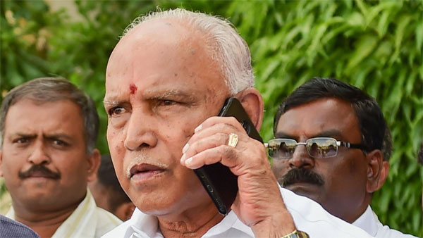 CM Yediyurappa Arrive To Shivamogga District On October 25th