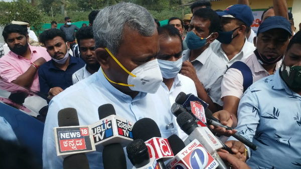 CM Yediyurappa Is Our Leader: Minister Narayana Gowda
