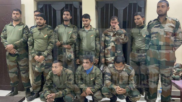 Assam Police Arrests 11 In Army Uniform, Couldnt Present ID Cards