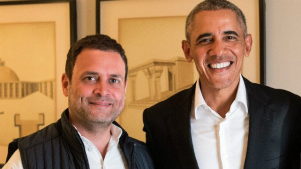 Lawyer Files Civil Suit Against Obama For Insulting Rahul Gandhi, Manmohan Singh In Book