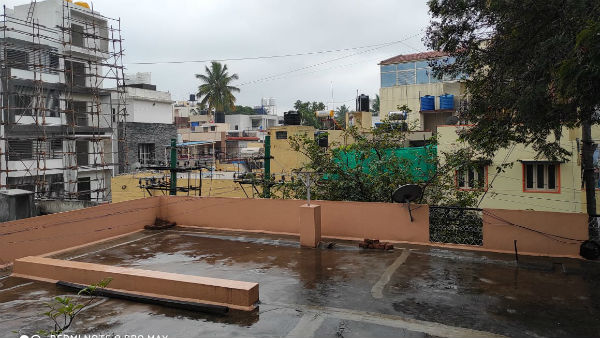 Cyclone Nivar Effect: Bengaluru And Other Districts Witnesses Rain