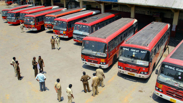 KSRTC Resume Services To Tamil Nadu From All Locations