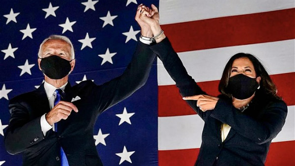 US Elections: China Finally Congratulates Joe Biden, Kamala Harris