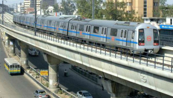 Delhi Metro Shut 6 Stations On Green Line As Farmers Protest Intensifies