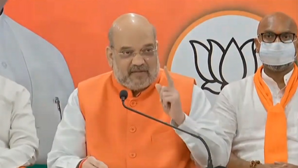 We Will Liberate Hyderabad From The Culture Of The Nawab And Nizam: Amit Shah