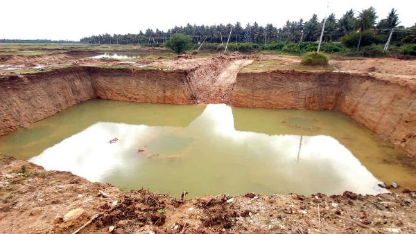 Mandya: Goodehosalli Irrigation Project Started In KR Pete