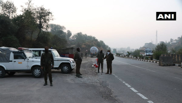 Security Forces Kills 4 Terrorists In An Encounter At Jammu Toll Plaza